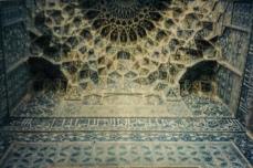 Esfahan roof tiles