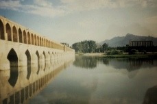 St Paul's Bridge, Esfahan